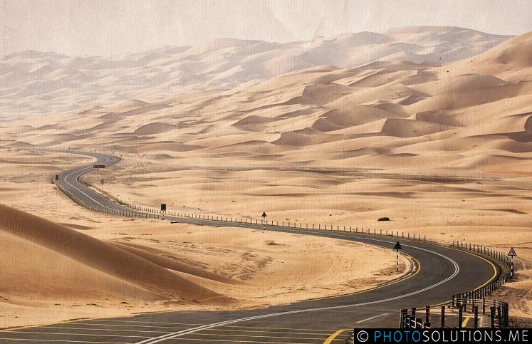 Desert Challenge 2010 in Liwa, Abu Dhabi