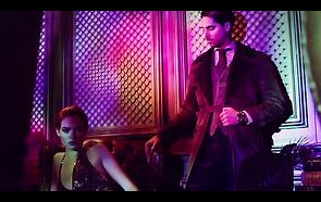 Ralph Lauren fashion shoot – behind the scenes video