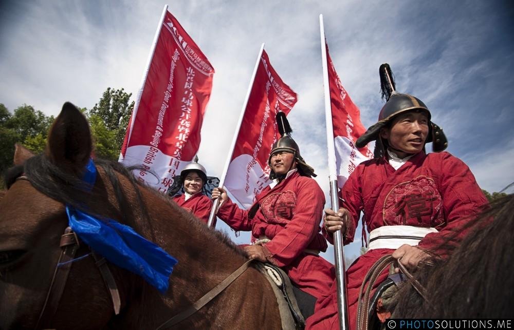 British Polo Day Beijing Photos