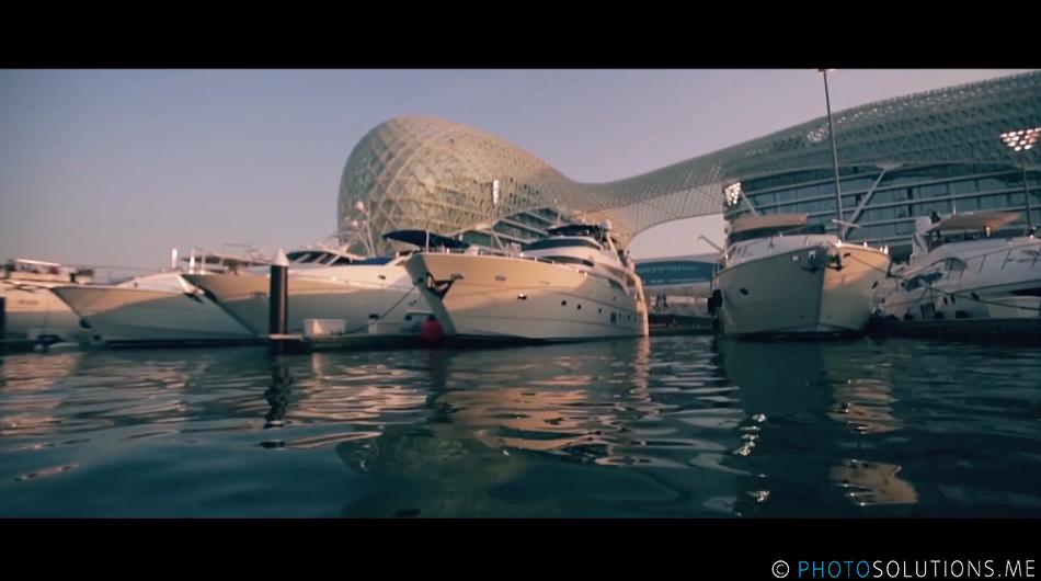 Mumm @ F1 Grand Prix Abu Dhabi 2012
