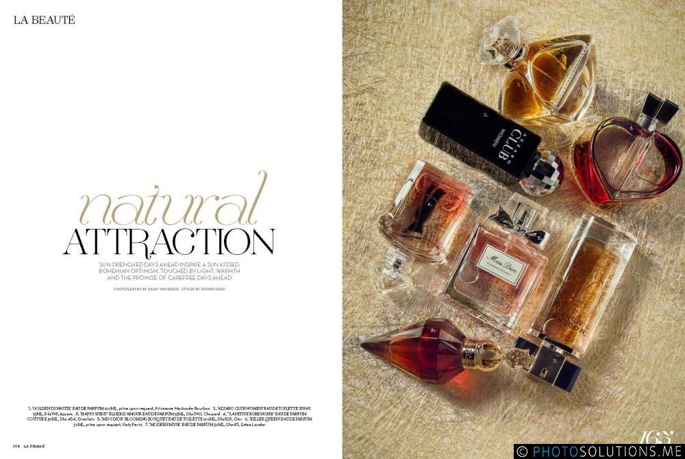 Editorial La Femme Magazine