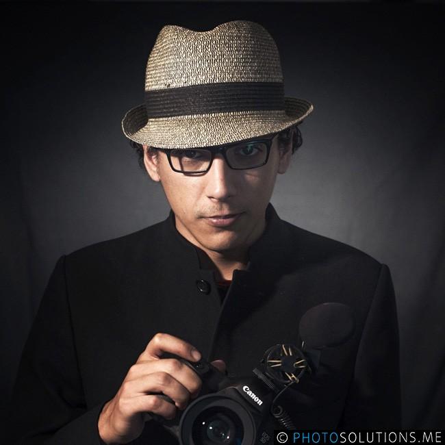 Say hello to Emiliano a Director & Videographer in Dubai